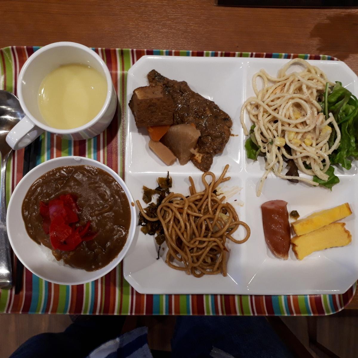 西鉄イン小倉 朝食