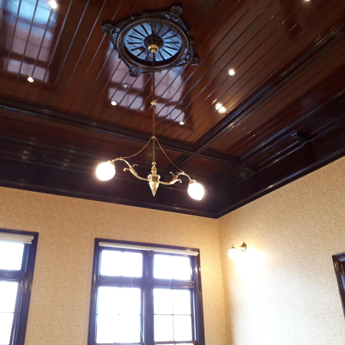 門司港駅 旧貴賓室