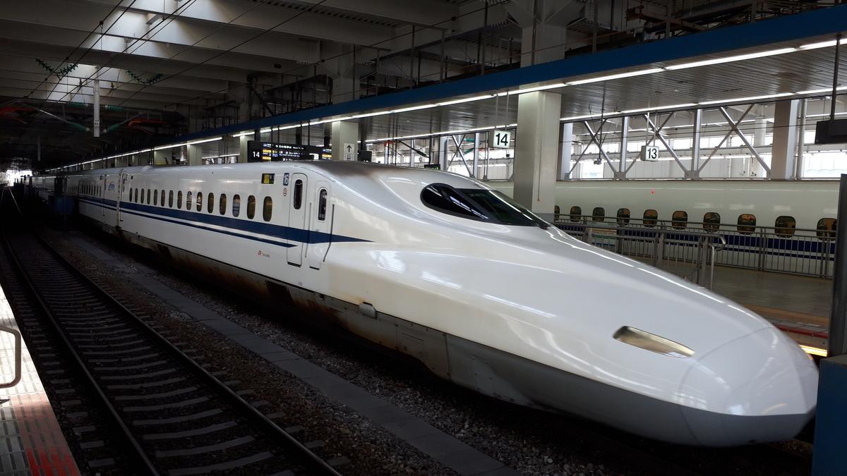 新幹線N700系 のぞみ