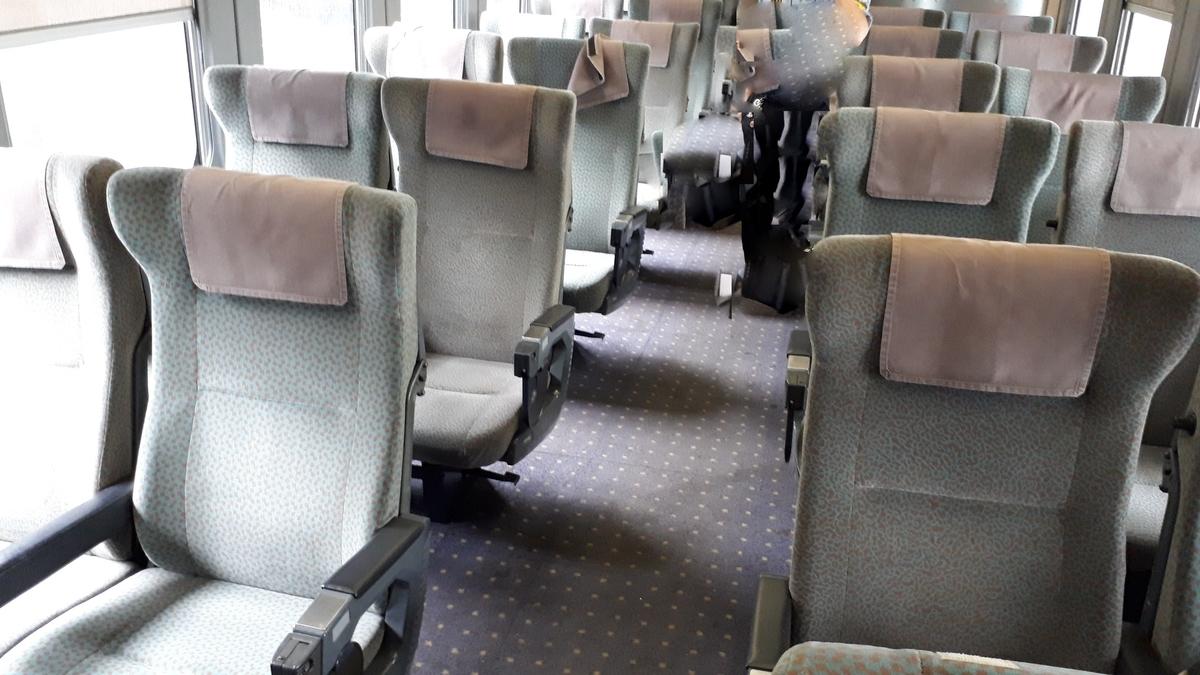 特急 きりしま 787系 4両編成 1号車 普通車指定席