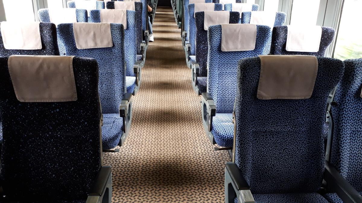 特急 きりしま 787系 4両編成 普通車自由席