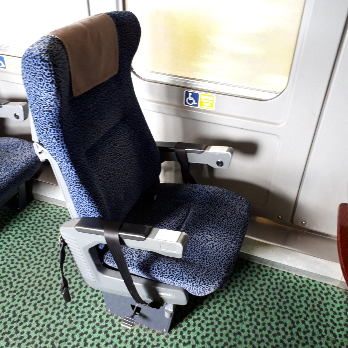 特急 きりしま 787系 4両編成 3号車 一部普通車指定席