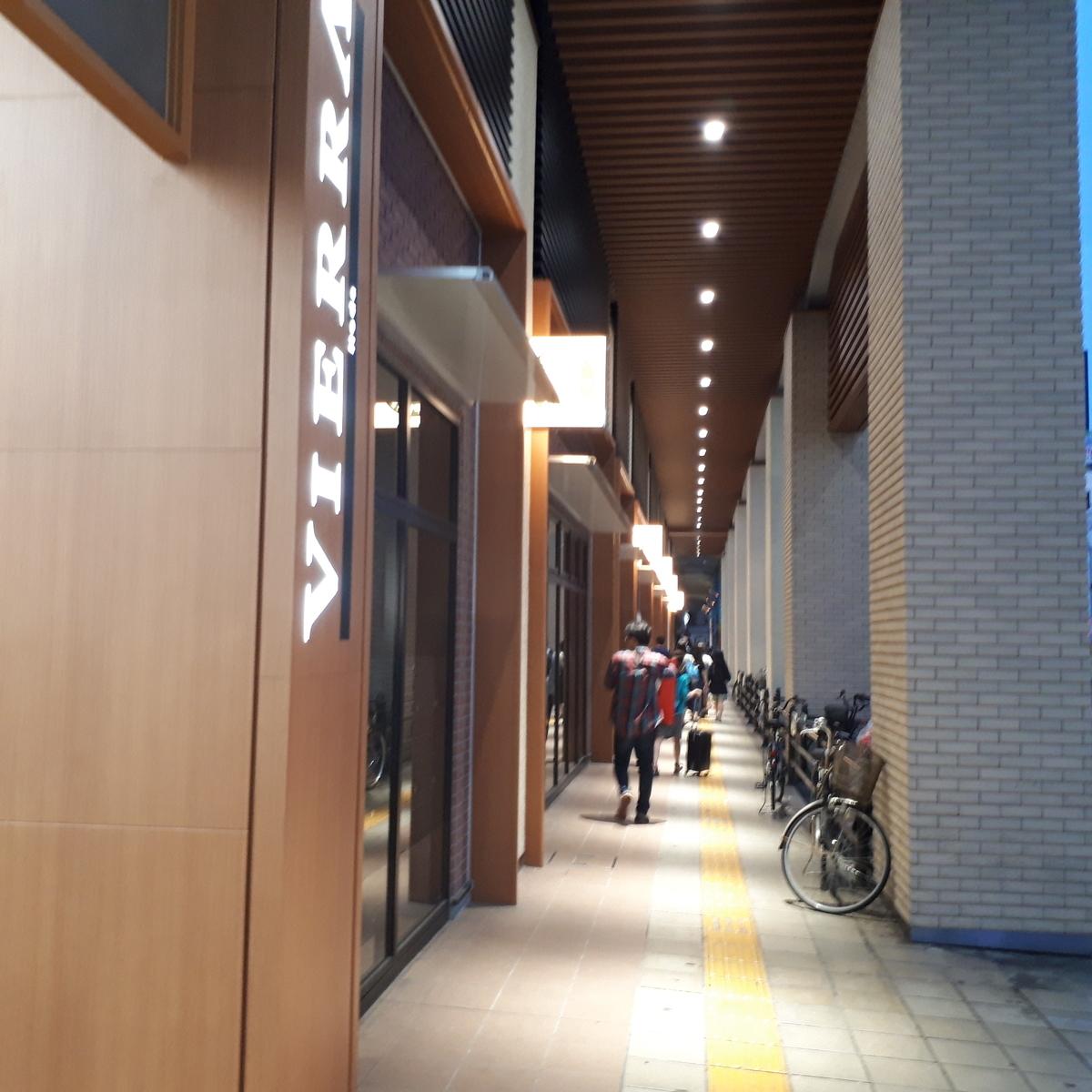 JR野田駅 高架下