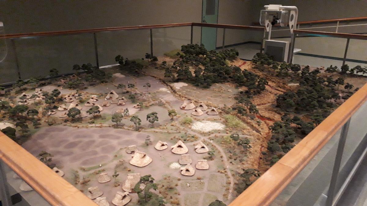 指宿市考古博物館 時遊館 Cocco はしむれ 歴史劇場 ジオラマ