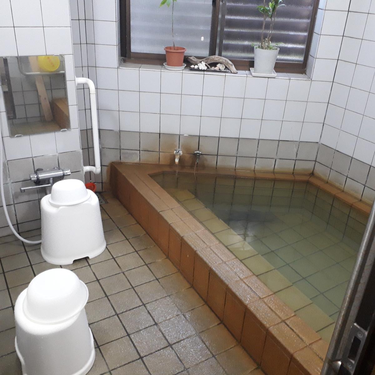 指宿 民宿たかよし 大浴場