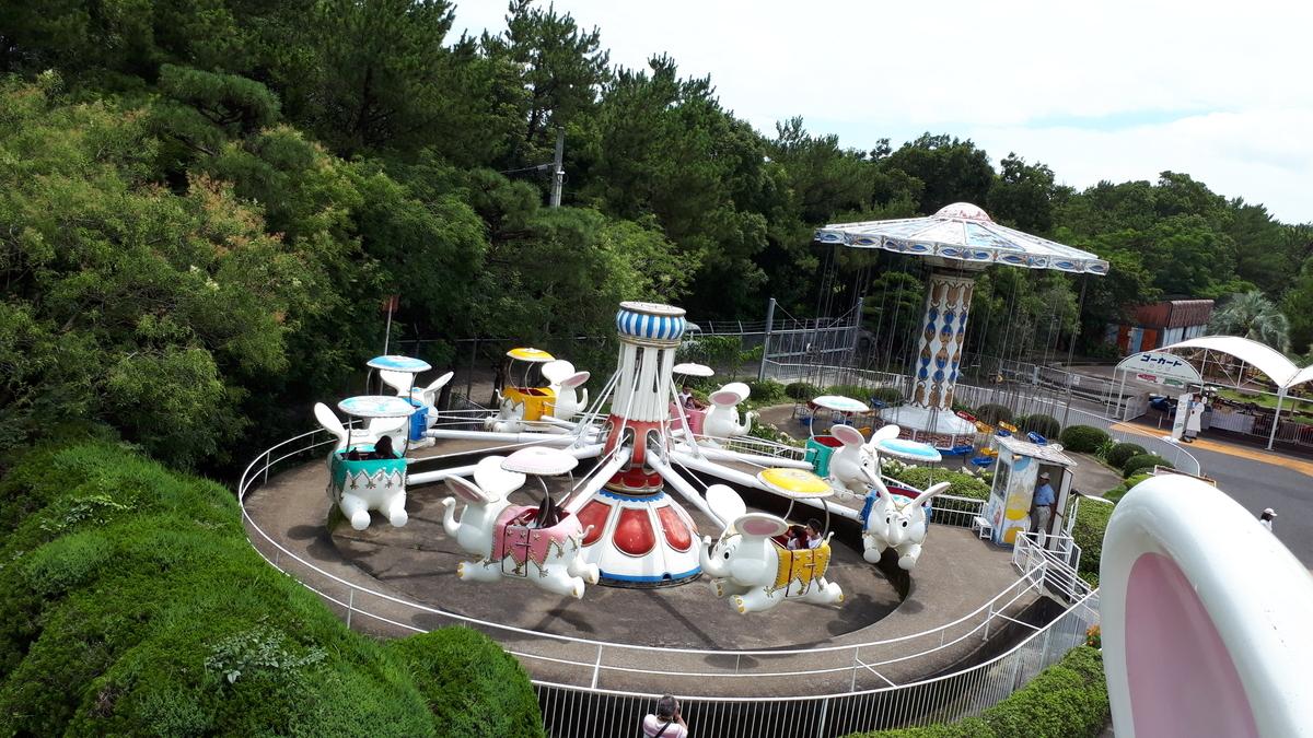 宮崎市フェニックス自然動物園 ゆうえんち