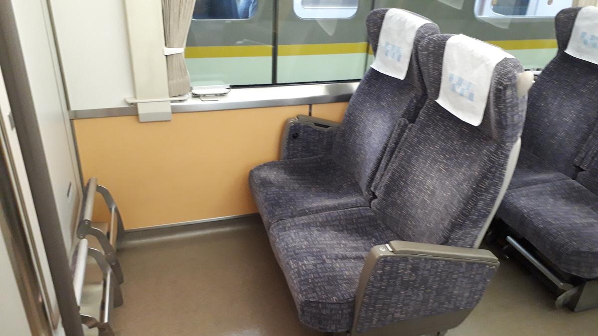 近鉄 アーバンライナーnext 21020系 レギュラーカー