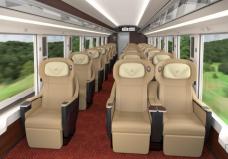 近鉄 80000系 名阪特急 ひのとり プレミアム車両