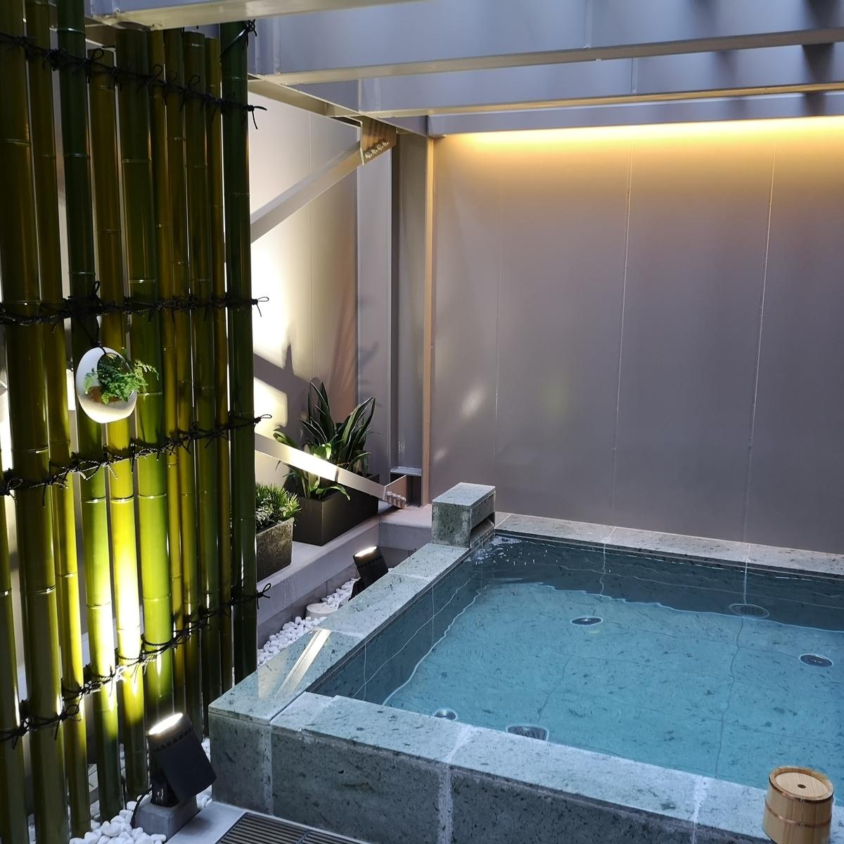 コートヤード・バイ・マリオット大阪本町 大浴場