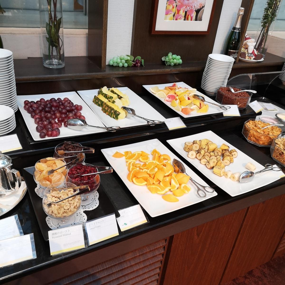 ウェスティンホテル大阪 AMADEUS アマデウス 朝食ブッフェ