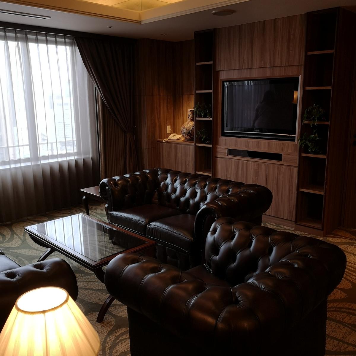 ウェスティンホテル大阪 エグゼクティミーティングルーム