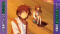 男子中学生と卓球少女