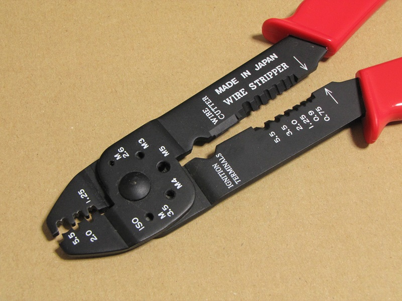 電工ペンチ
