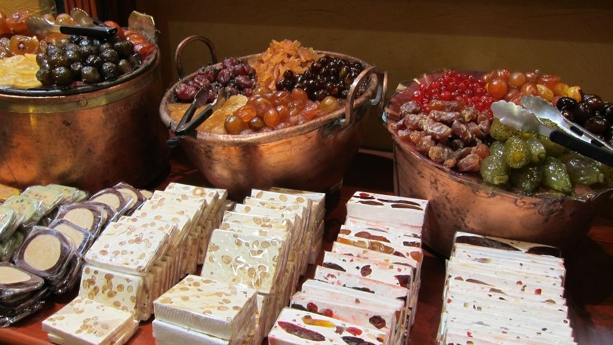 dessert france
