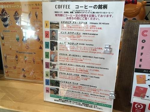 タカダコーヒー豆
