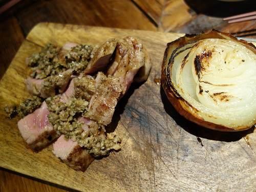 ビストロボンのお肉