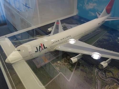 JALモデルプレーン