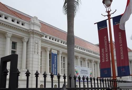 銀行博物館の外観