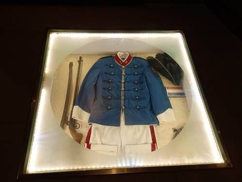 オランダの軍服