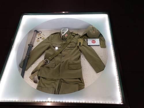 日本の軍服