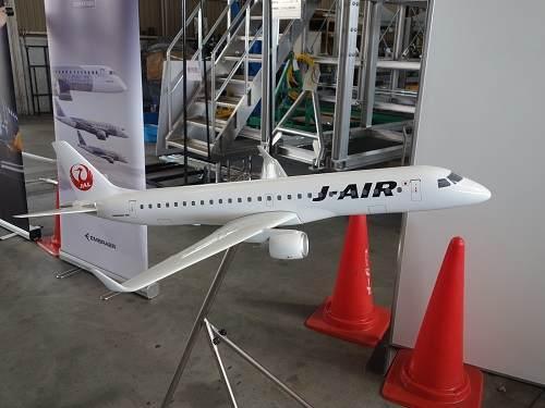 J-AIRモデルプレーン