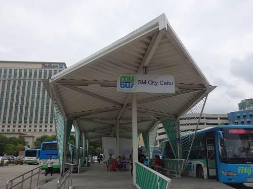 SMシティバス停