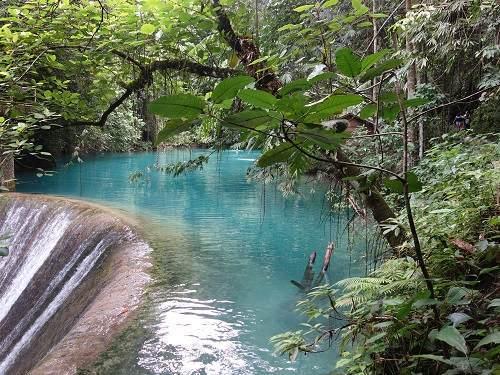 カワサン滝