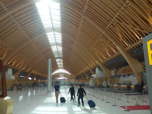 マクタン空港イメージ