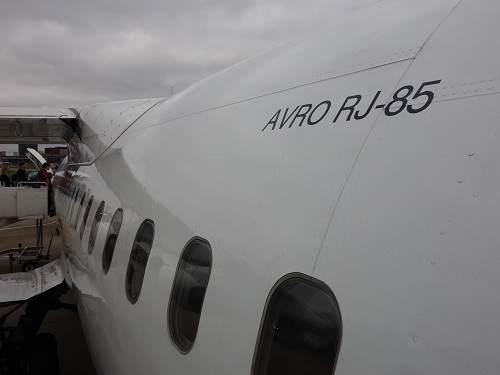エアリンガス機体