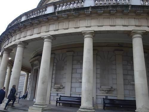 博物館入り口