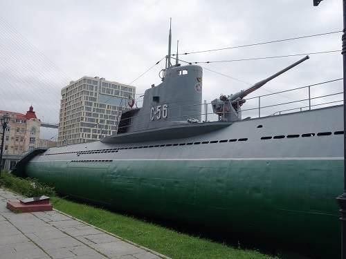 潜水艦外観