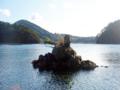 [牡蠣][風景][気仙沼][三陸][リアス][森][海][森は海の恋人][牡蠣]カキじいさんのすむ島