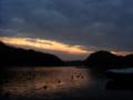 [牡蠣][風景][三陸][気仙沼][リアス][森][海][森は海の恋人][牡蠣][夕日]夏、夕暮れ