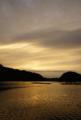 [風景][リアス][三陸][秋][空]靄(舞根湾)