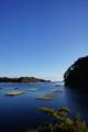 [風景][気仙沼][三陸][リアス][森][海]銚子口より唐桑瀬戸を覗く(舞根)