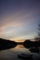 新春の夜明け(舞根湾)