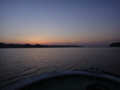 [風景][気仙沼][三陸][リアス][森][海]冬、朝(唐桑瀬戸)