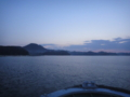 [風景][気仙沼][三陸][リアス][森][海]霧(唐桑半島)