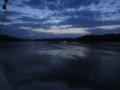 [風景][気仙沼][三陸][リアス][森][海]宵口(大島瀬戸)