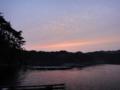 [風景][気仙沼][三陸][リアス][森][海][春]早春の暮れ(舞根湾)
