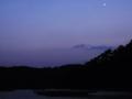 [風景][気仙沼][三陸][リアス][森][海][春]既朔、歳星(大島瀬戸)