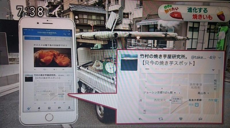 竹村の焼い芋屋研究所