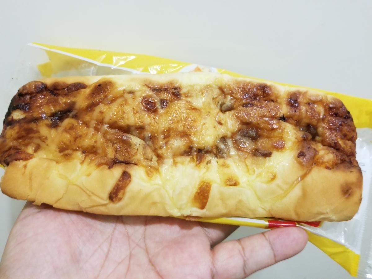 ヤマザキ テリヤキピザパン