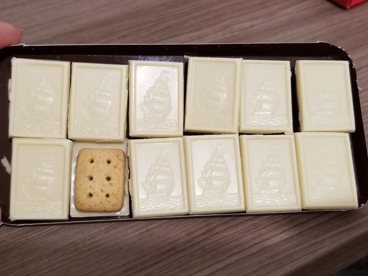 ブルボン アルフォート ミニチョコレート メープル