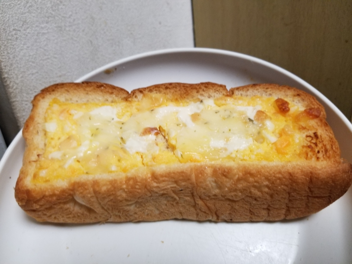 ヤマザキ たまごたっぷりトースト