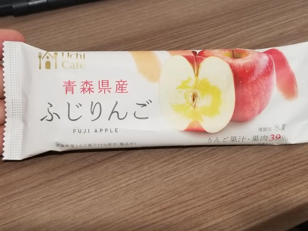 ローソン Uchi Cafe' SWEETS 日本のフルーツふじりんご