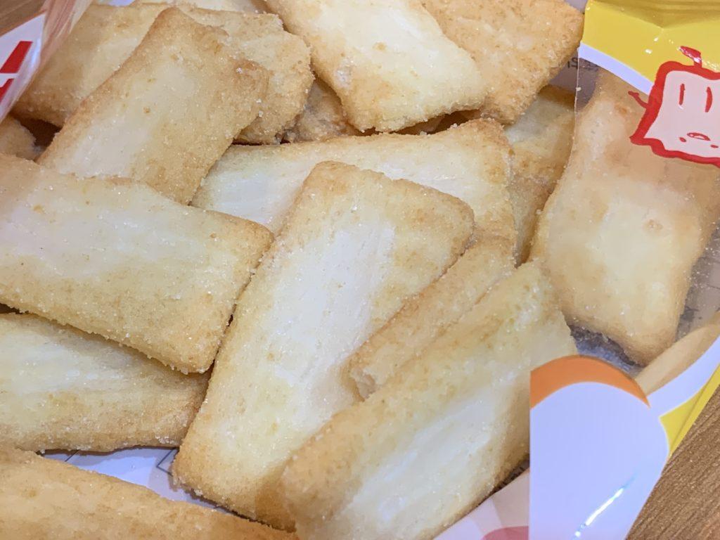 植垣米菓 マヨネーズおかき