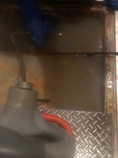 電動トーラー作業