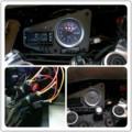 メーター加工 BMW K1100LT