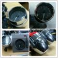 ゼファー750 ウルトラメーター装着